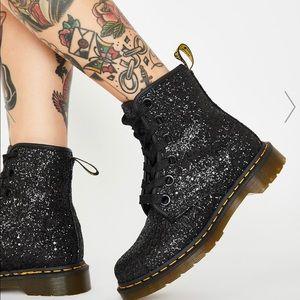 Dr Martens Pascal Glitter Boots